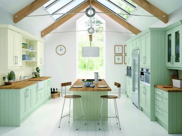 Your builders who arerenovating your kitchen seem superslow?DON'T FRET! Youcan push the renovationup tospeed by Interior Stylist and ward winning blogger Maxine Brady