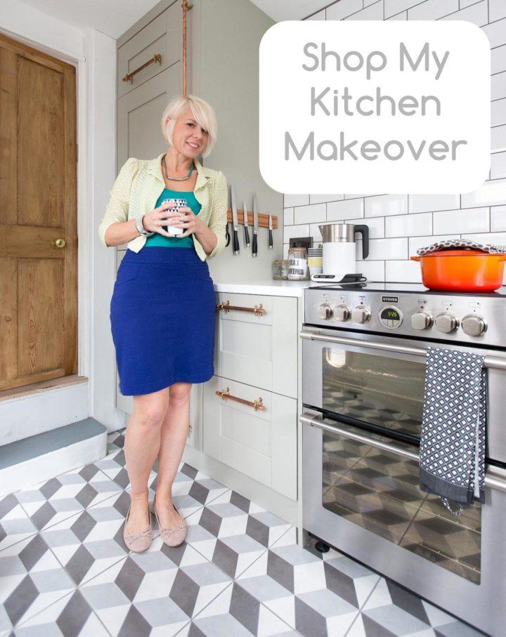 Shop interior stylist Maxine Brady's kitchen essentials