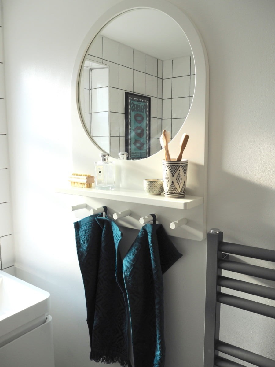 How to give your small bathroom a life-changing makeover for under £1000. By interior stylist and lifestyle blogger Maxine Brady from WeLoveHomeBlog.com