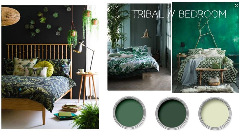 Interior stylist: how to style the Tribal trend