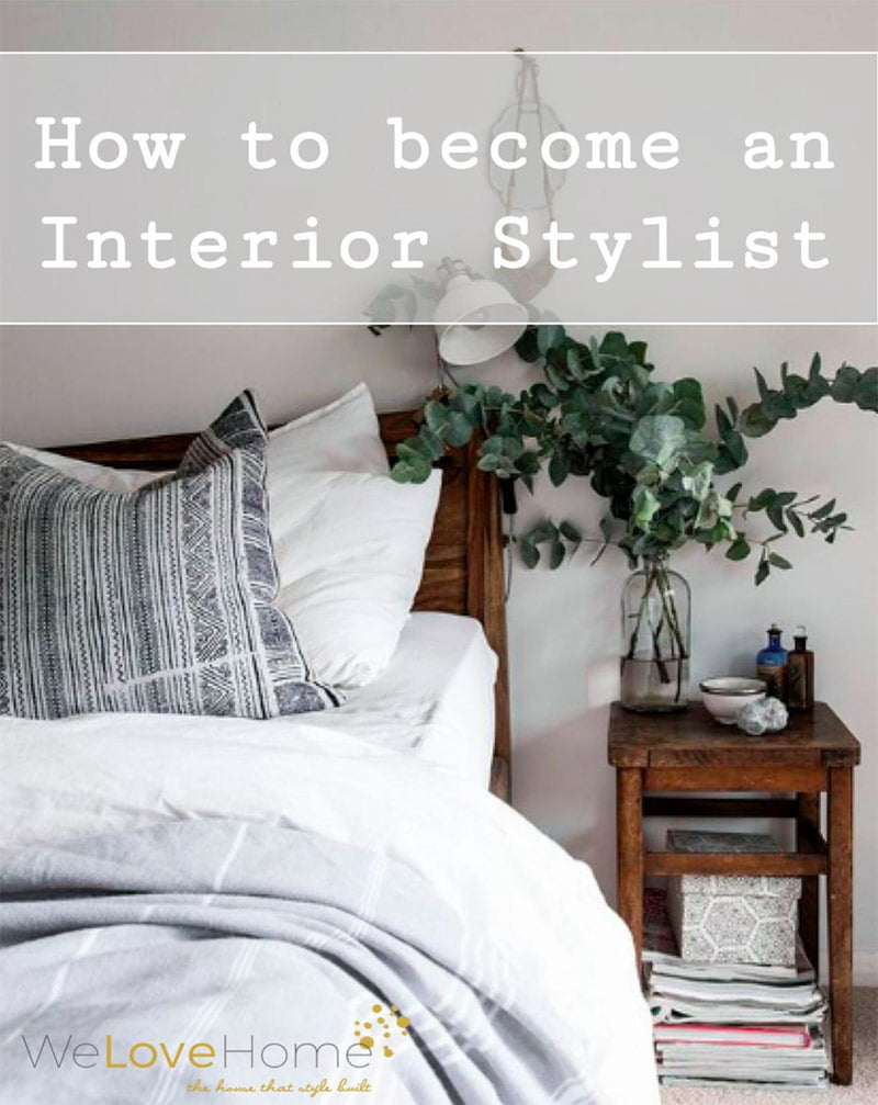 How to become an Interior Stylist by Maxine Brady