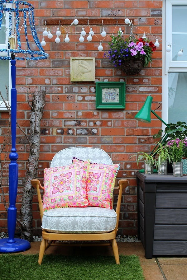 Steal 100s ideas from these 6 amazing garden design ideas to help transform your garden this summer by Interior Stylist and WeLoveHome blogger Maxine Brady Image by Swoonworthy