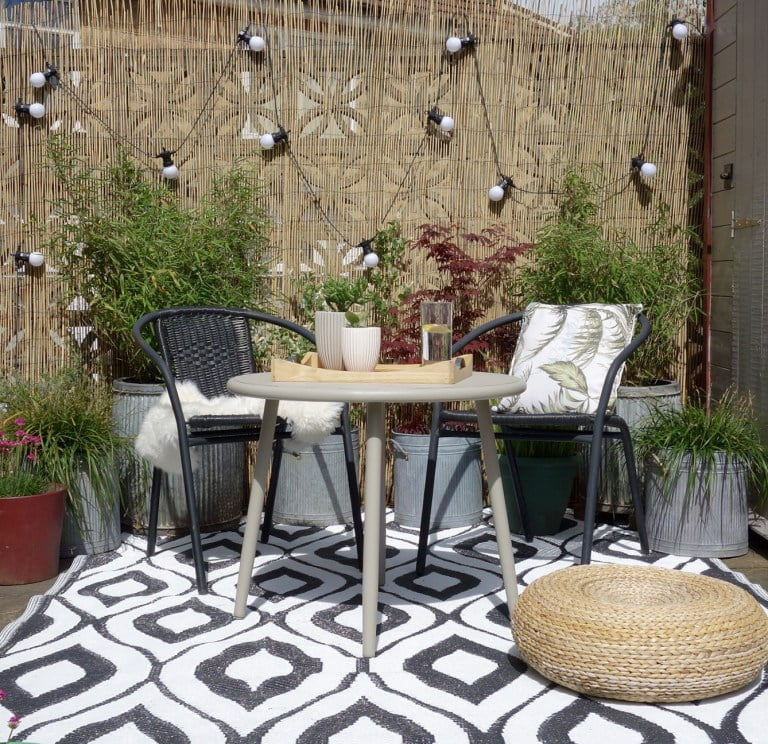 Steal 100s ideas from these 6 amazing garden design ideas to help transform your garden this summer by Interior Stylist and WeLoveHome blogger Maxine Brady Image by Making Spaces