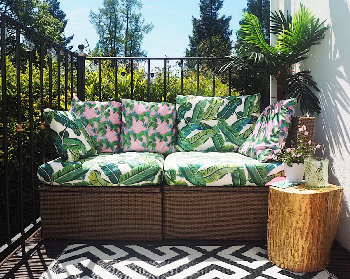 Steal 100s ideas from these 6 amazing garden design ideas to help transform your garden this summer by Interior Stylist and WeLoveHome blogger Maxine Brady image by Melanie Lissack Interiors