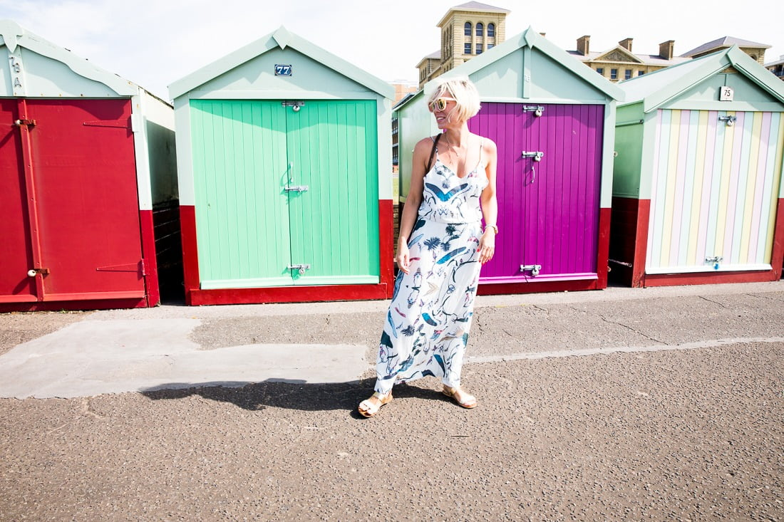 Inspiring advice on how to make sure you live the best life you can full of happiness and joy. And when the things feel overwhelming, how to survive the birthday blues by Lifestyle Blogger Maxine Brady from www.welovehomeblog.com #brighton #selfhelp #uk #hove #maxidress #ecofashion