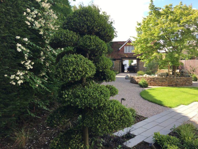 Amanda Broughton garden design