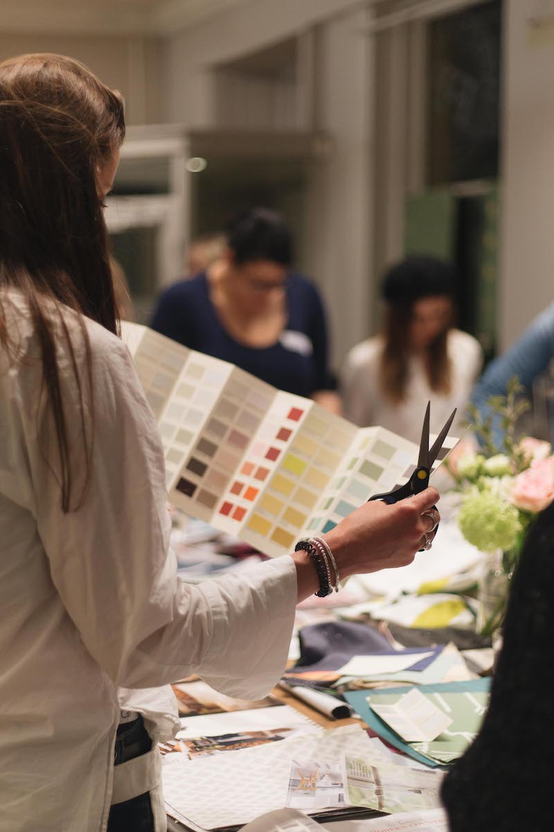 Ever fancied yourself as an interior stylist or wondered what really goes on behind the scenes of top interior shoots? This is a fantastic opportunity to join two professional stylists at The Secret Styling Club  - an interactive workshop.