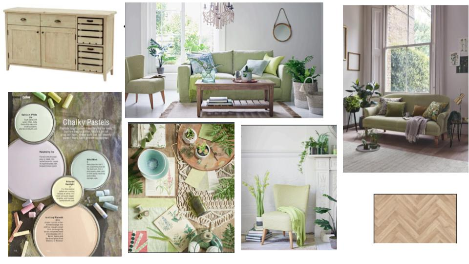 Learn how to create a mood board for your home with this 'Interior Styling for Beginners' course.