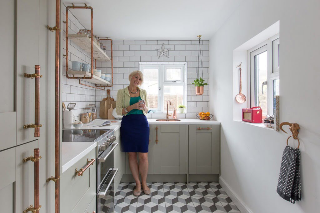 Interior Stylist and Lifestyle Blogger Maxine Brady shares that emotional moment when her instagram-famous kitchen appeared in one of the most inspirational interior design websites in the world - Apartment Therapy www.maxinebrady.com