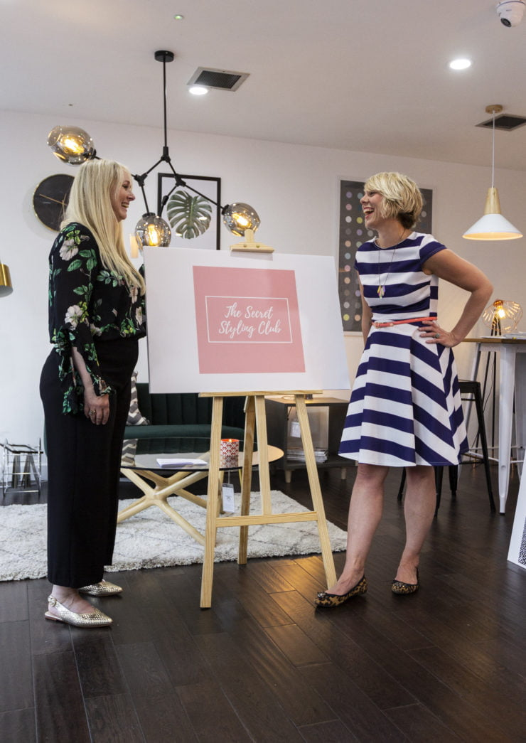 Want to discover how to style your home with flair? Join two professional interior stylists - Laurie Davidson And Maxine Brady host the Secret Styling Club Workshop at the Cult Furniture showroom in Wandsworth, London.