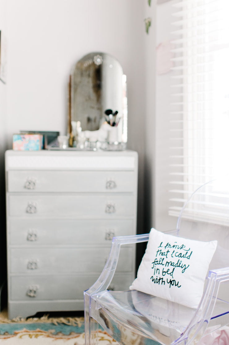 Interior stylist and lifestyle blogger - Maxine Brady gives her best bedroom design advice (as seen in LuxePad) to help you get the bedroom of your dreams.