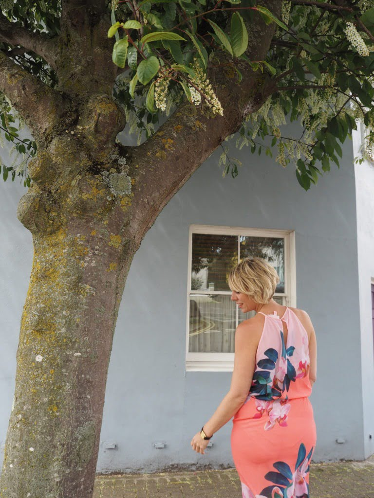 Summer dresses require minimal effort to style them. You just slip them off and your ready for the sunny days says lifestyle blogger Maxine Brady