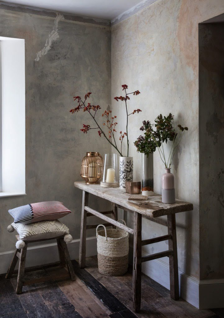 15 Distressed Walls Ideas Inspiration Gallery Welovehome