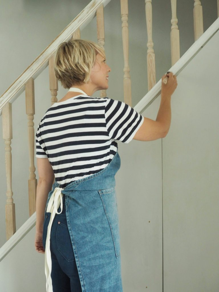 3 rules For Picking The Perfect Paint Brush for your next home decorating project by interior stylist and homes blogger, Maxine Brady from We Love Home.