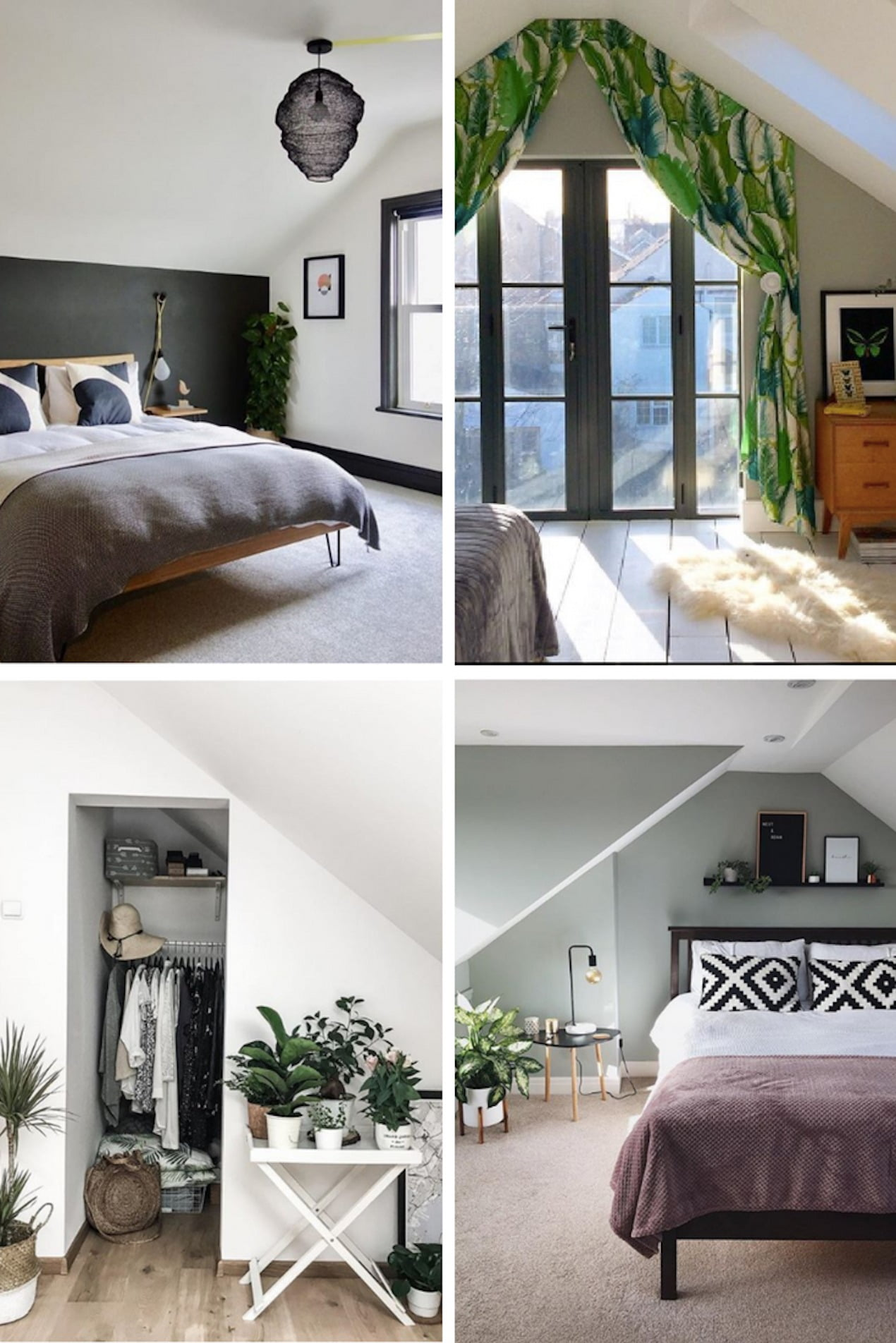 5 Instagram Loft Bedrooms Were Crushing On Right Now Welovehome