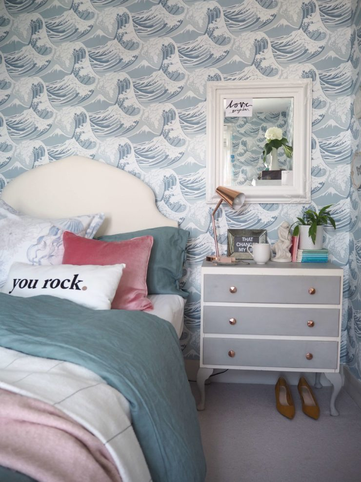 Discover how to mix patterns and prints in your home with expert styling advice from interior stylist & blogger Maxine Brady