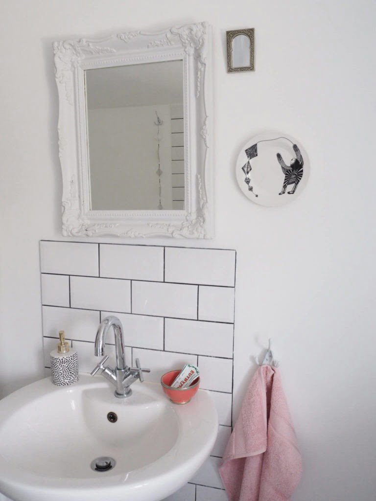 How to update your bathroom on a budget with these simple styling ideas that will transform your room from styist & lifestyle blogger Maxine Brady