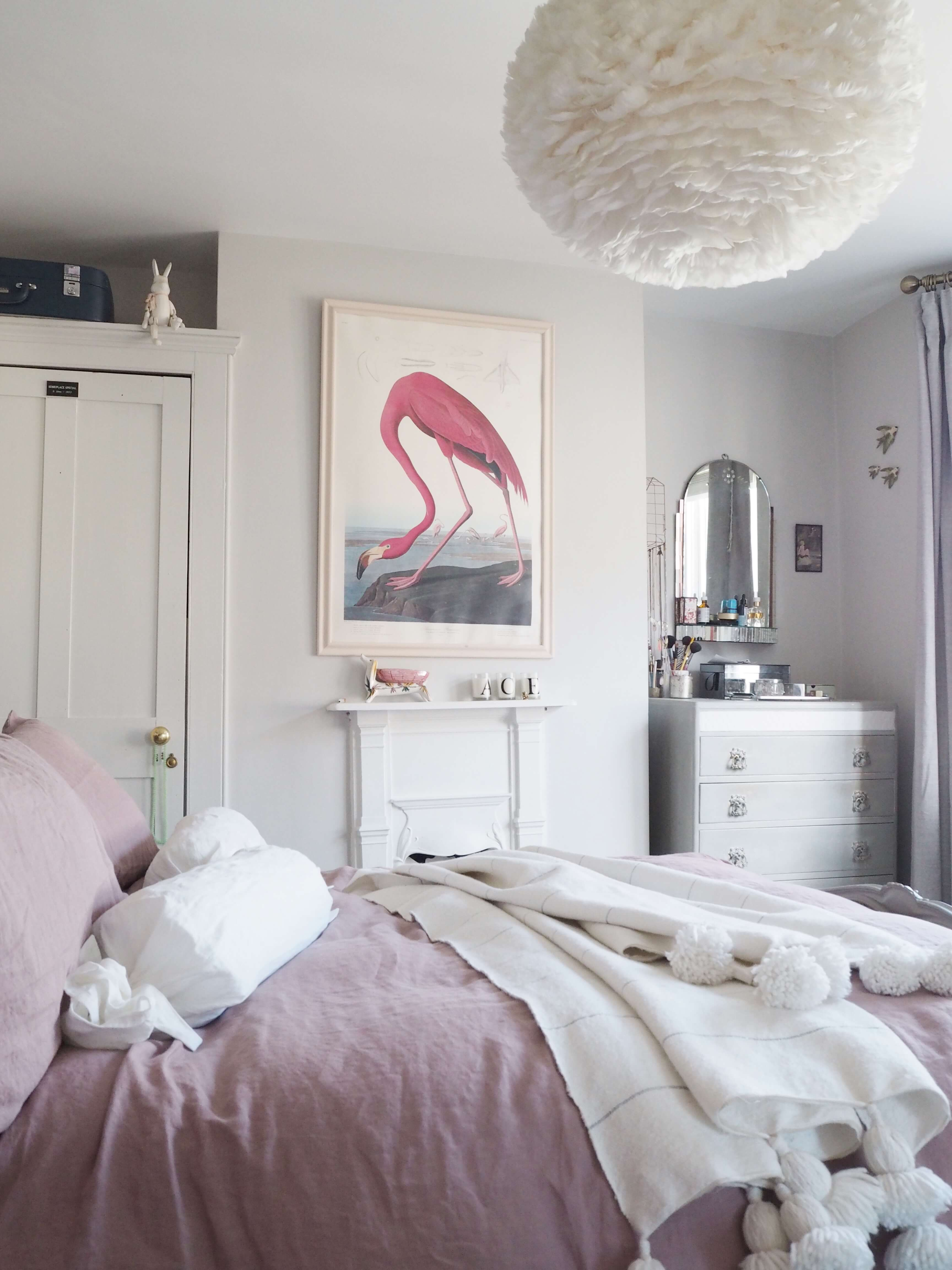 In this post, I'm sharing my tips and advice on why you need linen bedding in your bedroom by interior stylist and lifestyle blogger Maxine Brady