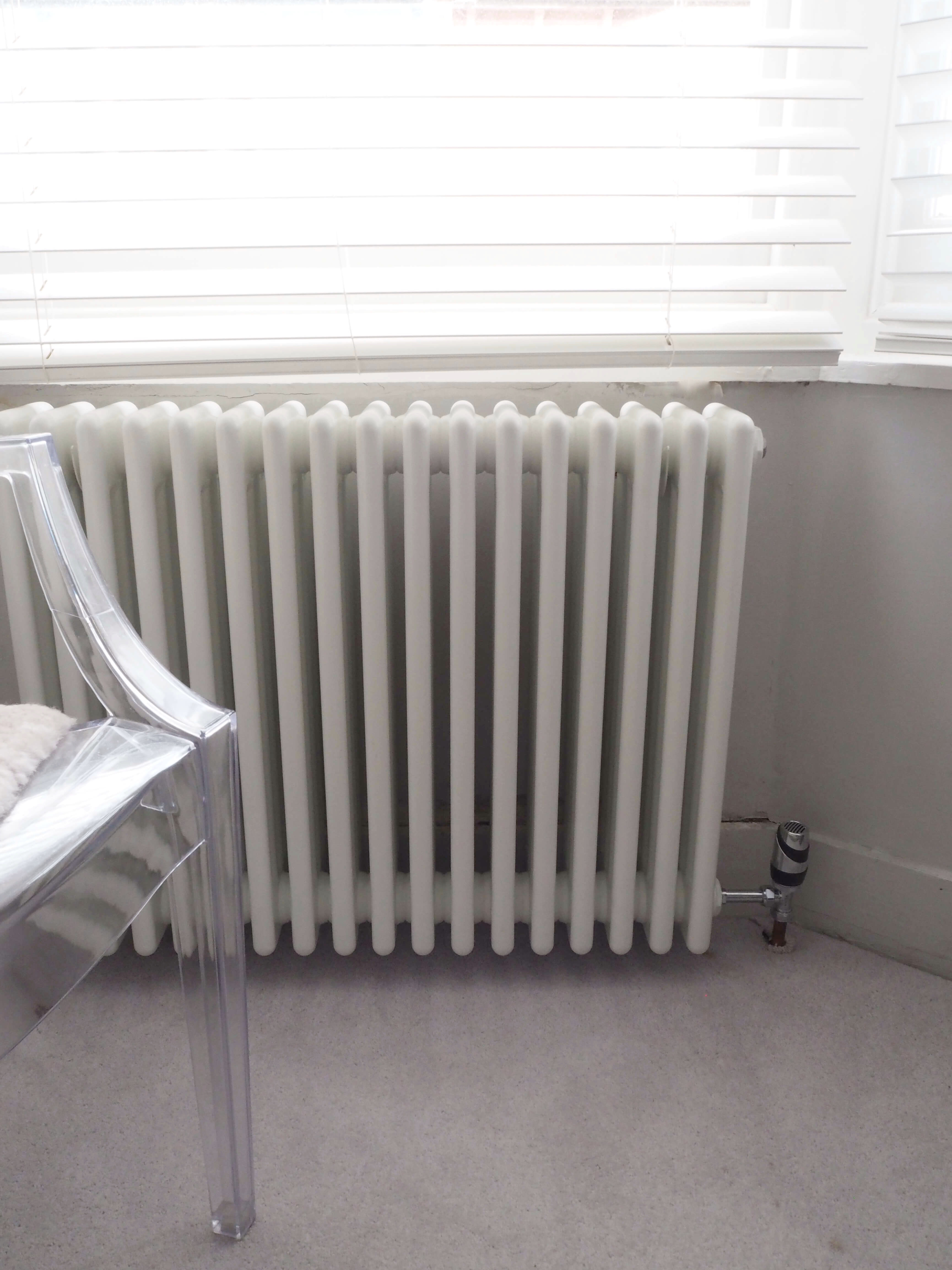 Planning a central heating update? Discover how important BTUs are when picking the right radiator for your home by Homes blogger Maxine Brady