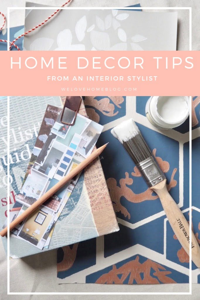 Decor Tips From An Interior Stylist