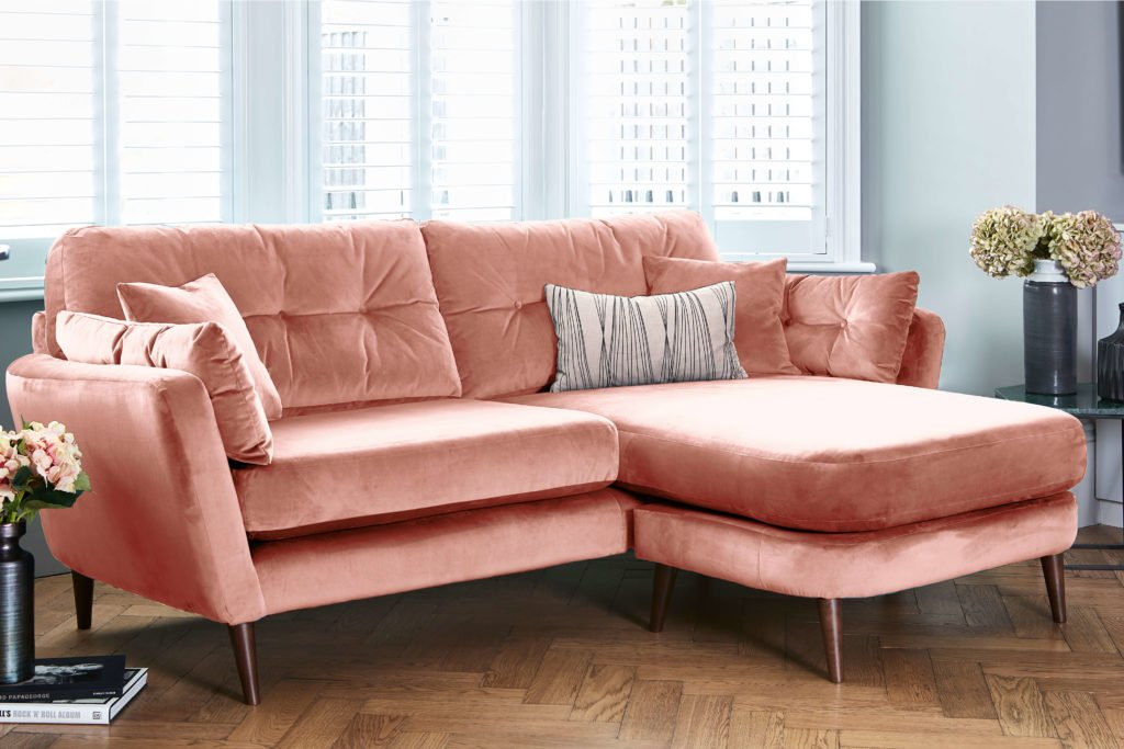 Discover these top 5 buyer's tips for buying a corner sofa by interior stylist and lifestyle blogger Maxine Brady from We Love Home Blog.