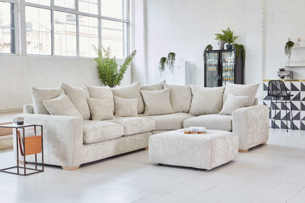 white corner sofa living rooms