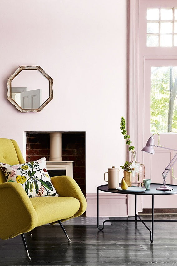 How to choose the perfect colour palette for your home by interior stylist Maxine Brady from welovehomeblog.com