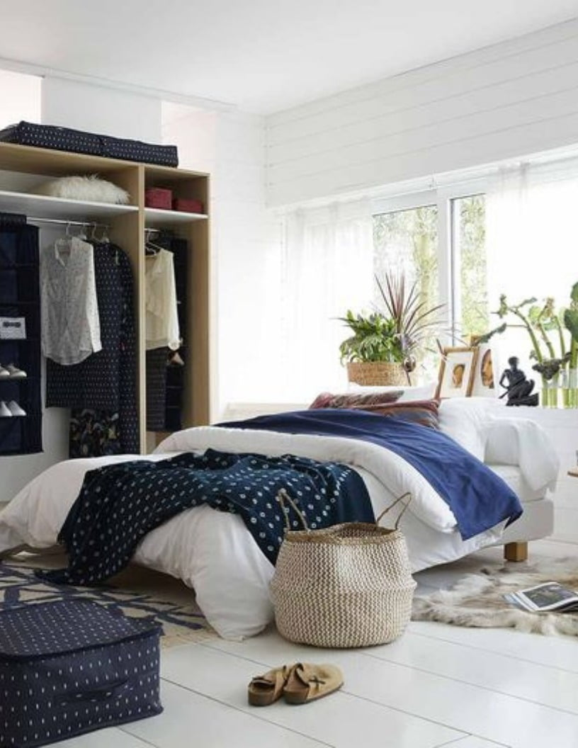 6 stylish bedroom storage solutions - WeLoveHome