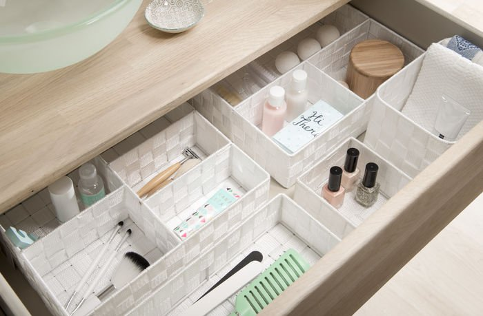 Bedroom drawer storage ideas