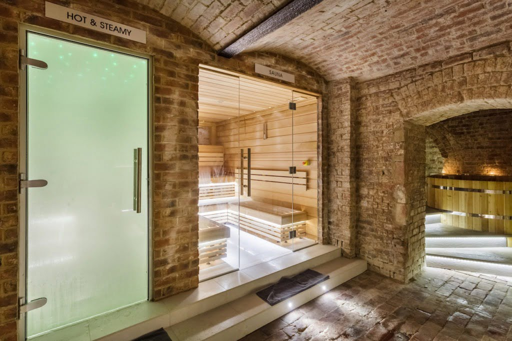 underground spa in Brighton