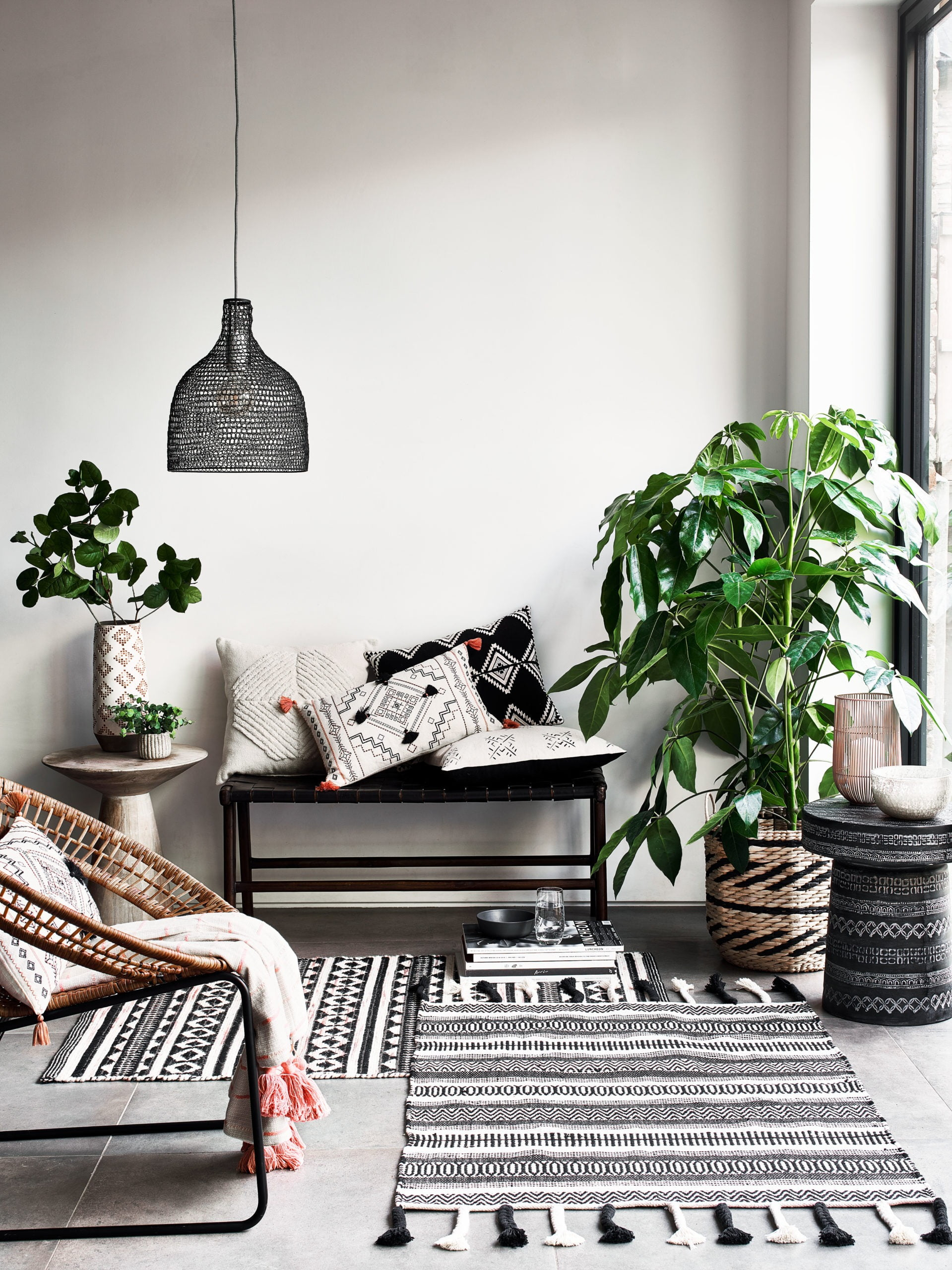 Tips and tricks for styling your home with intention so that you can  create a space you'll love by interior stylist Maxine Brady from we love home blog