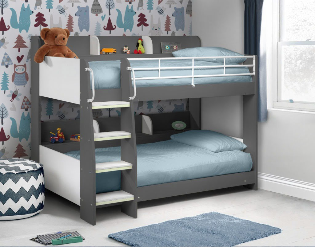 Discover how to decorate a gender neutral kids bedrooms with these ideas that your little ones will love as much as you by Interior Stylist Maxine Brady