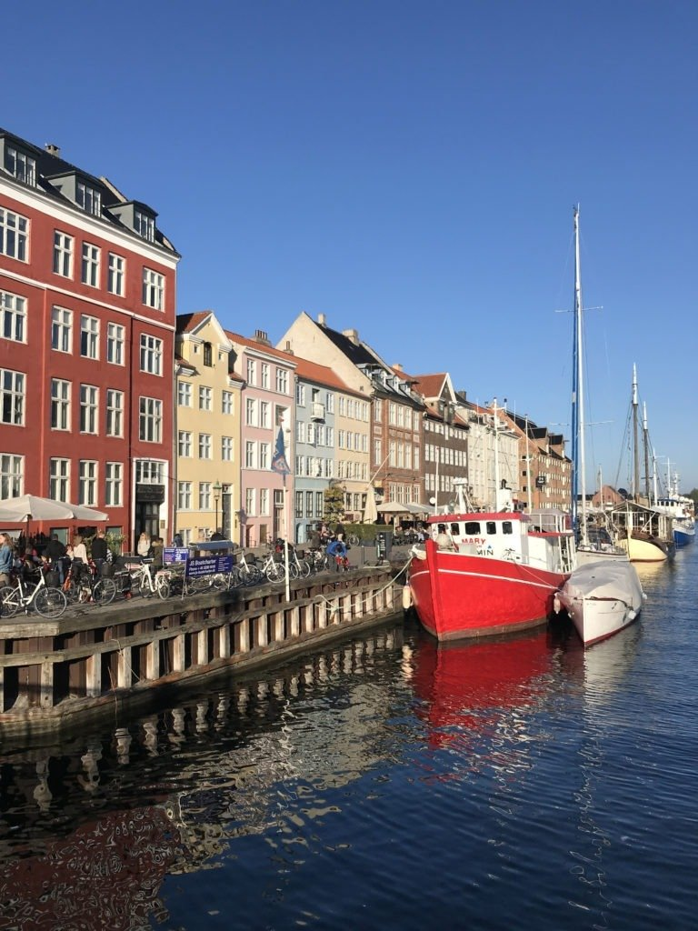 Thinking of a min trip? Then here are10 reasons why your next trip should be to the city of Copenhagen says Style Blogger Maxine Brady