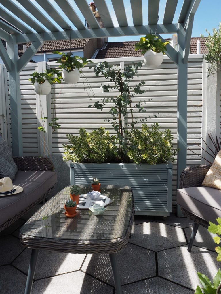 Enjoy Summer for longer and make the most of every ray of sunshine with these 8 ideas on how to create an outdoor garden room. From paint, to furniture to accessories - this post has got it covered.