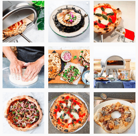 PIzza making ideas from Gozney and we love home blog