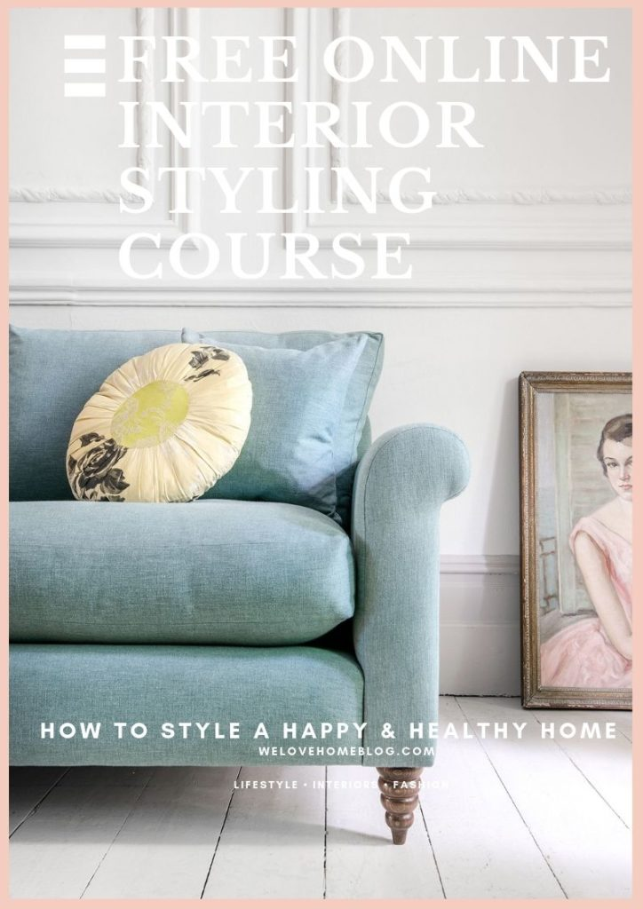 In this post Interior Stylist Maxine Brady shares her tips and tricks to help you style a happy home that you will love forever.