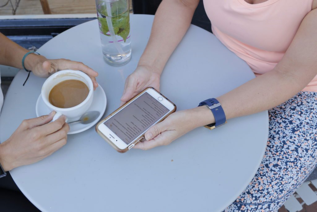 use your phone to track your fitness