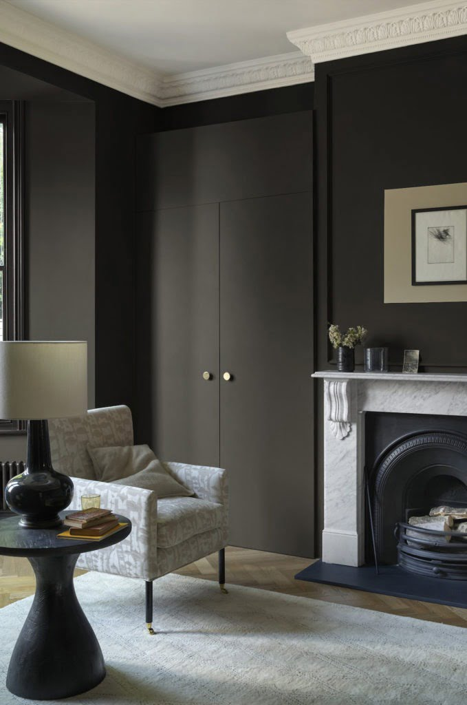 Be prepared to drool over these 11 cool rooms that have the single aim to encourage you to be a braver with darker colours in your own home.