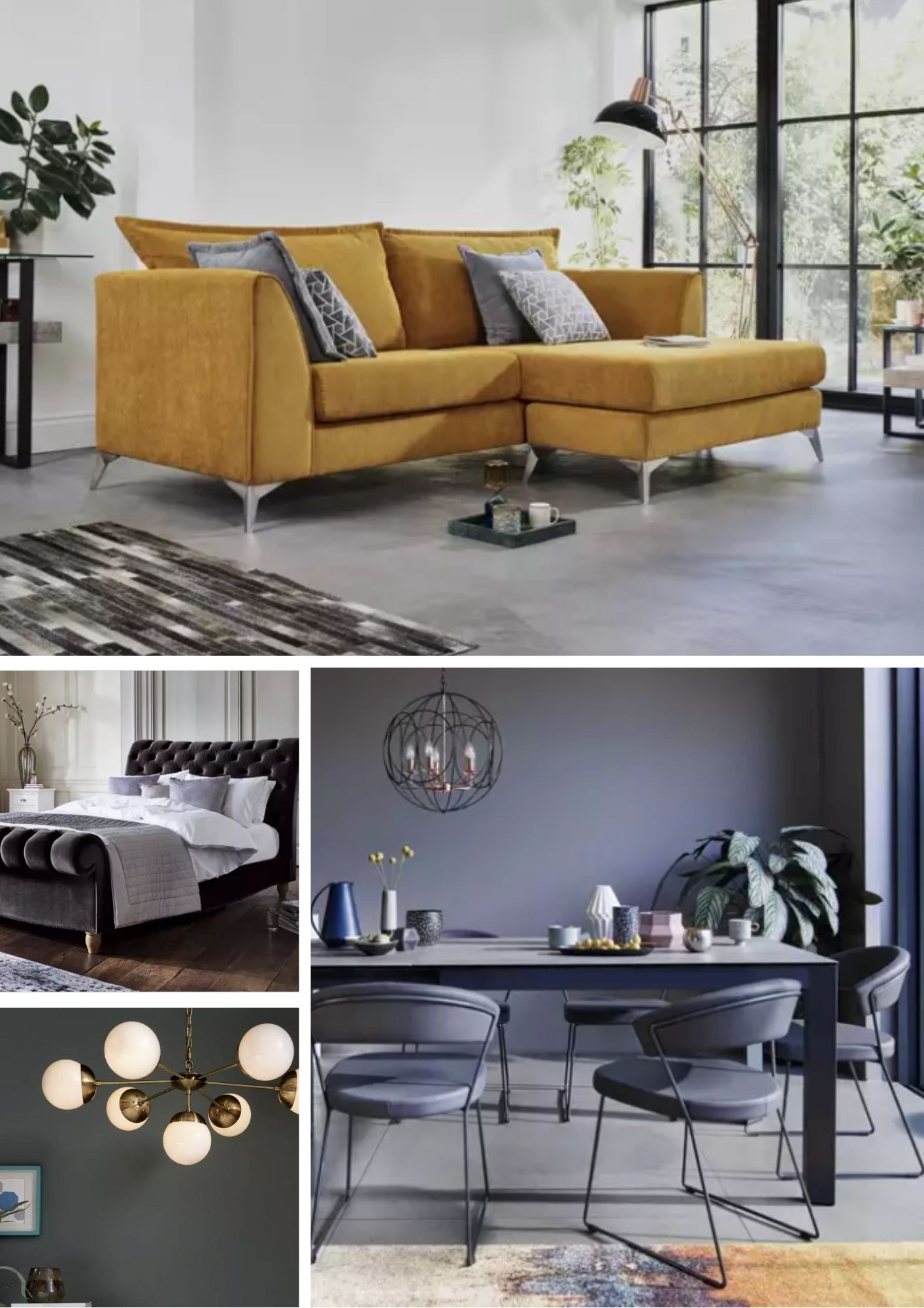 My Top 5 Picks From The Furniture Village Black Friday