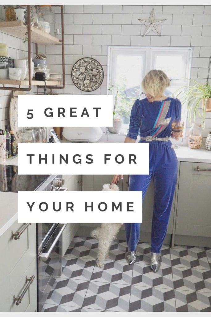 Here is my first post on 5 Inspiring Things For You & Your Home - all the things I'm loving and looking forward to for the months ahead.