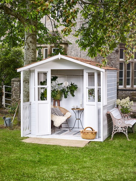 With summer just around the corner, now is the ideal time to vamp your outdoor space with these gorgeous garden paint ideas.