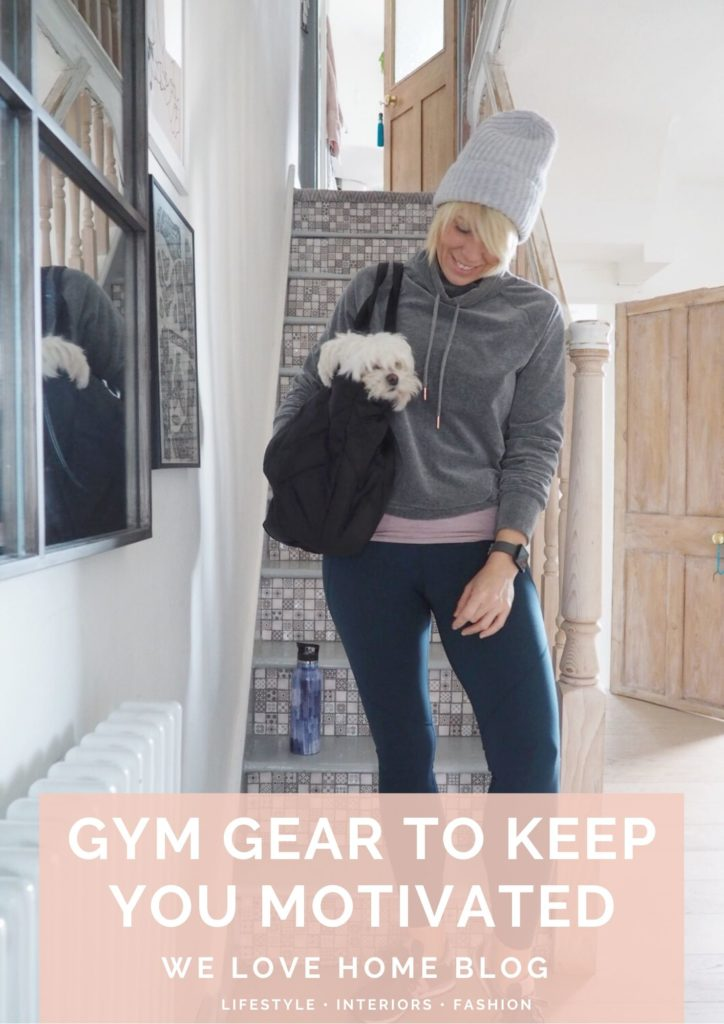 One thing that might encourage you to get up when the alarm goes for a 7am gym session? Lovely fitness kit! Here's my pick of gym gear to keep you motivated
