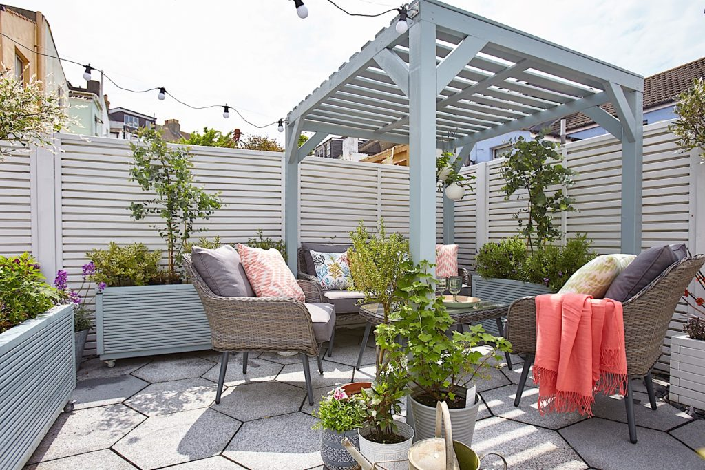 In this post, I give my garden design advice including planning tips, design inspiration, the costs of renovating a garden
