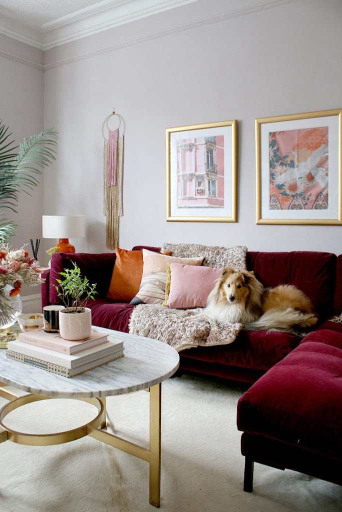 Kimberly Duran from award winning interiors blog - Swoon Worthy  - dishes the dirt on design, blogging and her best ever Ikea hack.