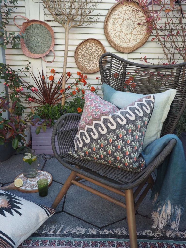 Here are my 4 easy-to-follow styling ideas so you can transform your outdoor area ready for endless summer garden parties. Summer is officially here!