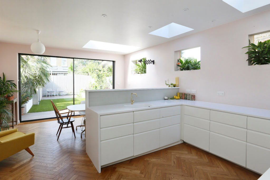 Advice to help you choose Bifold and sliding doors for your home with expert advice from interior stylist Maxine Brady from We Love Home Blog