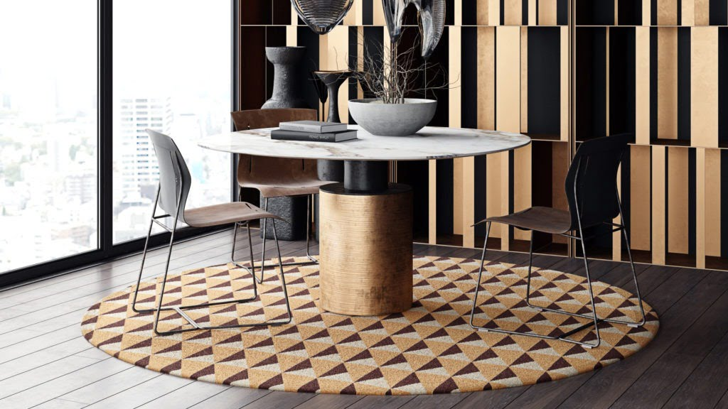 Rugs are an important element when designing a room. Here are 8 rugs for every style and space in making it easy to choose which one works for your home.