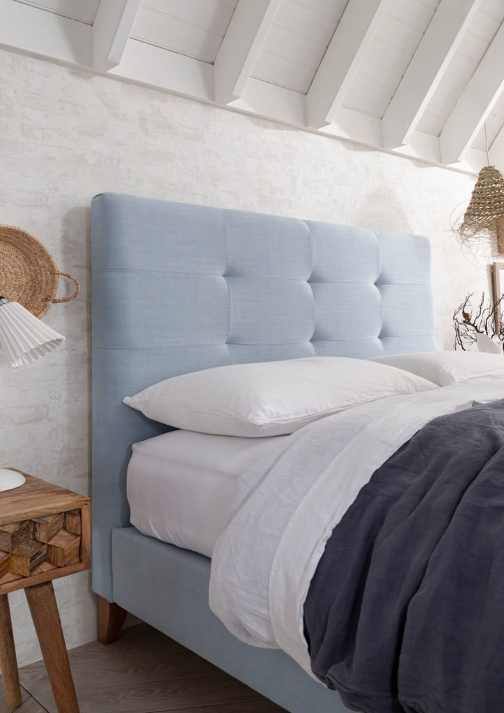 Get to know Button & Sprung who make natural, sustainable beds and mattress  - all designed with a peaceful nights sleep in mind.